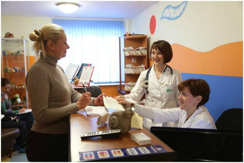 Детский медицинский центр Мобильная медицина